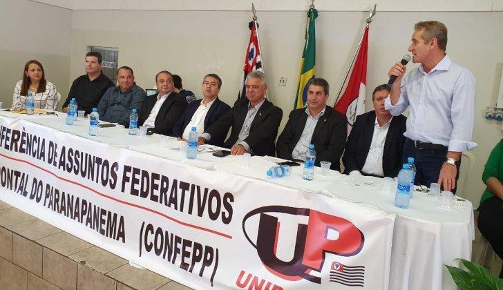 DEPUTADO DEFENDE REIVINDICAÇÃO DA UNIPONTAL NA ASSEMBLEIA LEGISLATIVA