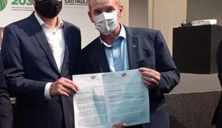 Governador atende pedido da Unipontal e do prefeito de Prudente