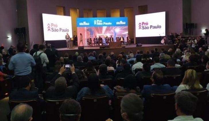 Prefeitos da Unipontal participam de evento para pavimentação de estradas vicinais