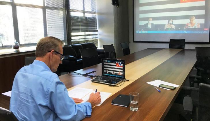Unipontal organiza reunião digital de inclusão de pessoas com deficiência