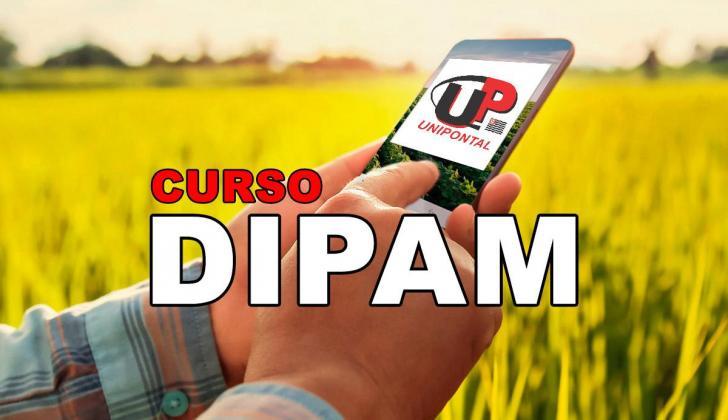 UNIPONTAL curso de capacitação sobre DIPAM
