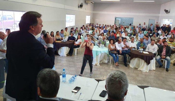2ª CONFERÊNCIA DE ASSUNTOS FEDERATIVOS DA UNIPONTAL SERÁ DIA 28 EM VENCESLAU
