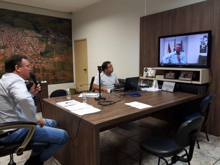 UNIPONTAL participa de evento da Associação dos Prefeitos do Estado de São Paulo